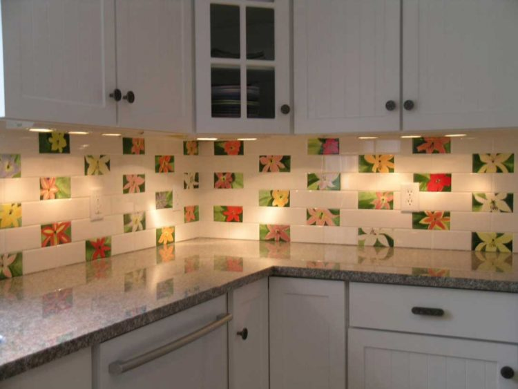 install kitchen backsplash
