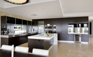 5 Large Kitchen Set Style Tips if Small is not the Choice