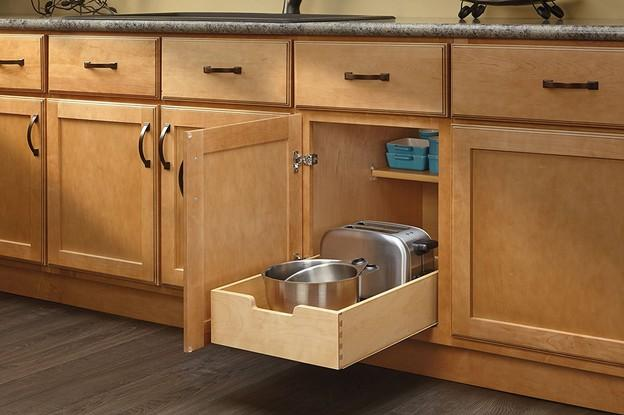 10 Elegant Roll-out Drawers For Any Room You Love