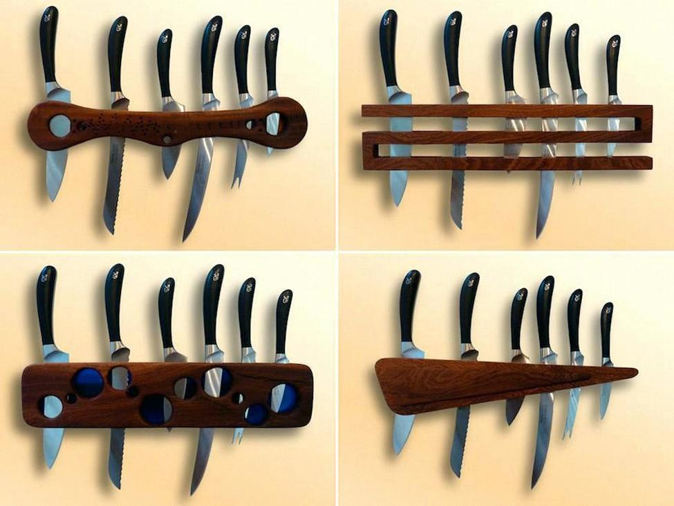 Knife Storage Ideas