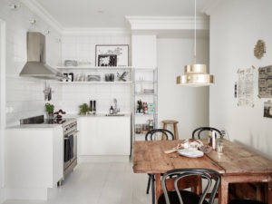 7 Stunning Nordic Kitchen Style to Enliven Your Home