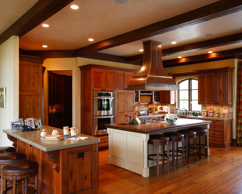 traditional kitchen style