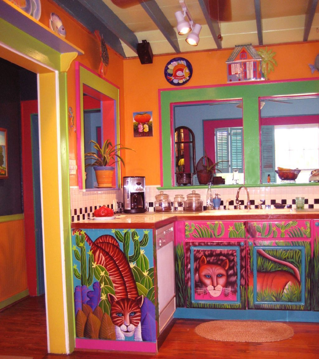 mexican kitchen style