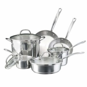7 Best Stainless Steel Cookware Set in 2019 with Great Reviews