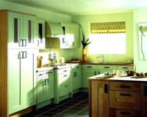 Green Color Kitchen Ideas That Bring Life to Your Kitchen