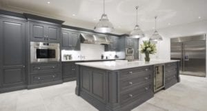 17 Stunning Grey Kitchen Cabinets