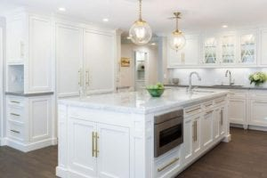 17 White Color Kitchen Ideas to Spread All Positive Atmospheres