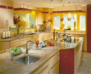 17 Stunning Yellow Color Kitchen Ideas