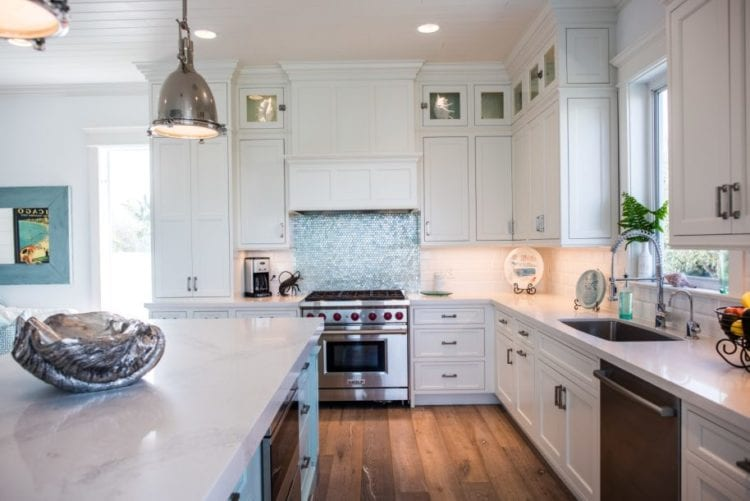 coastal kitchen style