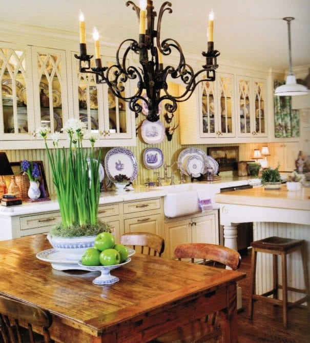 french kitchen style