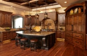 15+ Gorgeous Tuscan Kitchen Style Design Ideas for Your Home