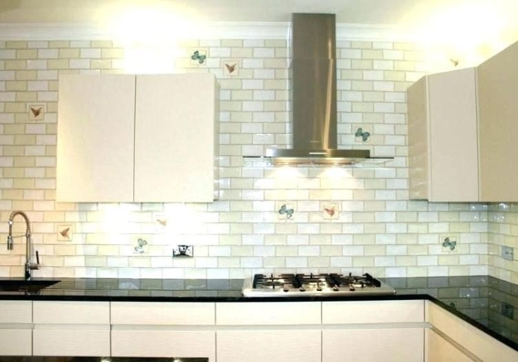 white backsplash ideas