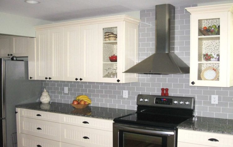17 Grey Kitchen Backsplash Ideas That Leave You Awestruck
