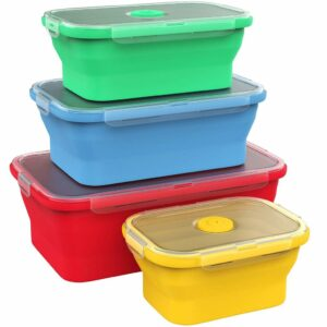 7 Best Freezer Containers that will keep Your Food Fresh