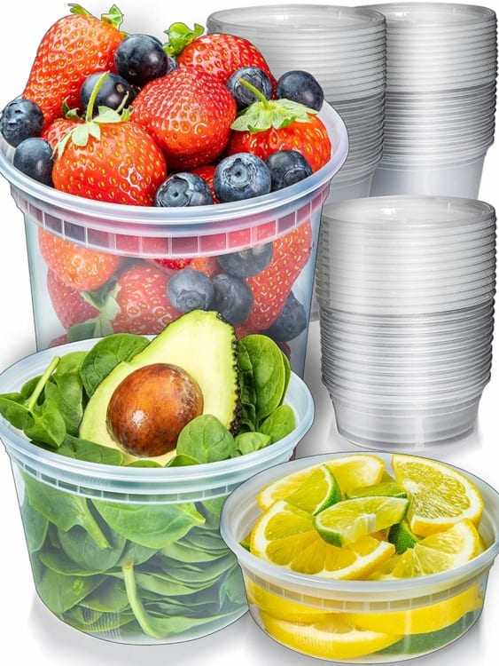 Best Freezer Containers