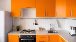 16 Wonderful Orange Kitchen Ideas to Brighten Up Your House