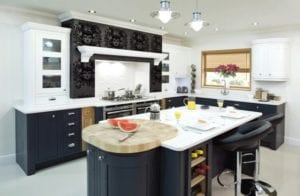Make yourself at Home with Monochrome Kitchen Appliances