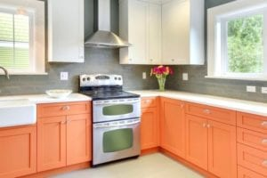 Orange Appliances That is Sure to Make Your Kitchen Lively, Fresh, and Joyful