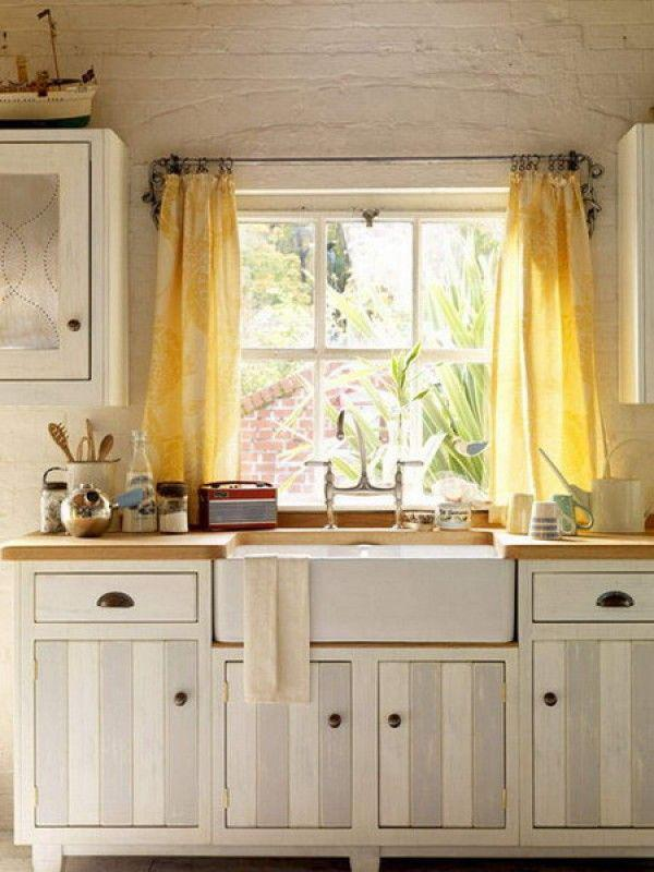 16 Bright Yellow Window Treatments You