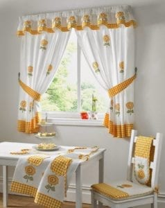 16 Bright Yellow Window Treatments You Would Want to Apply
