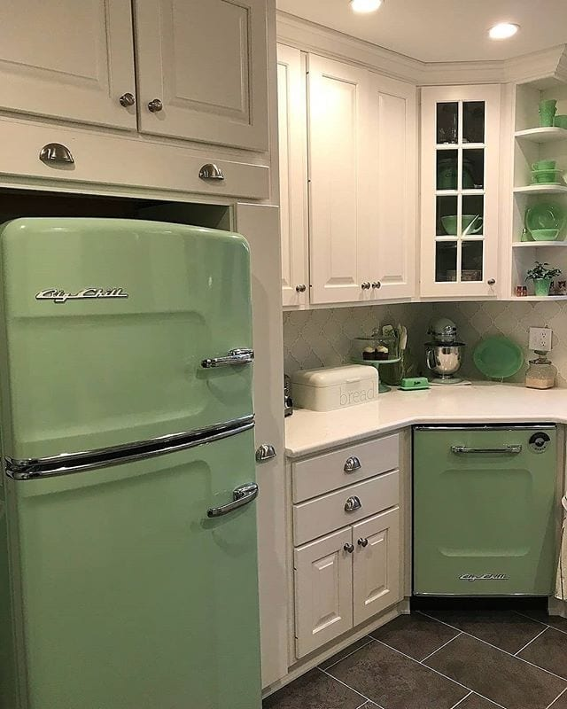 appliances kitchen style