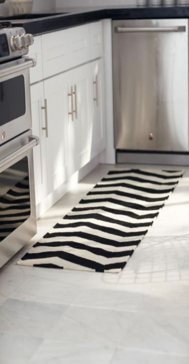 kitchen rug design