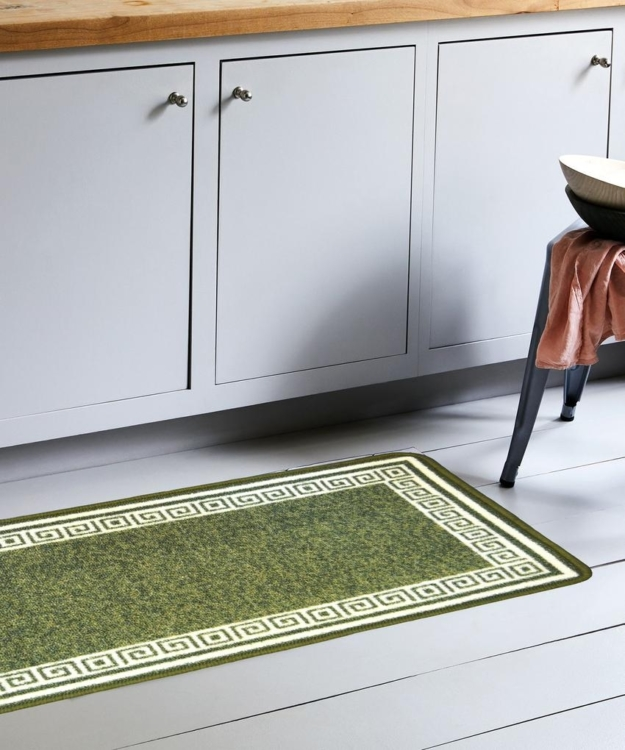 17 Green Kitchen Rug Design Ideas That Will Freshen Up Space