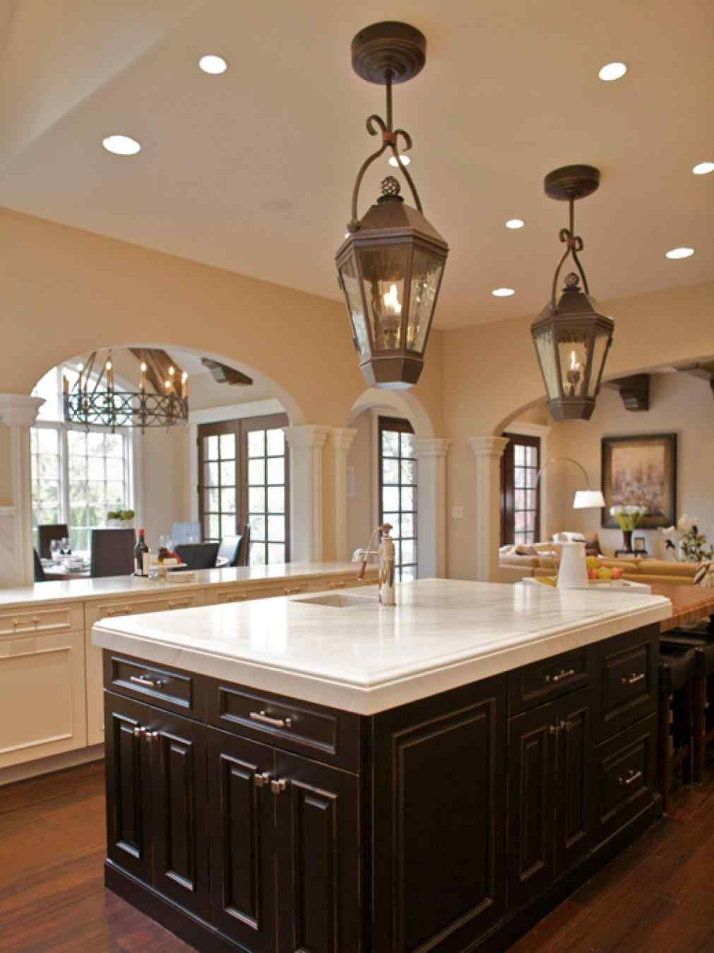 15 Best Kitchen Island Lighting Ideas To Inspire You