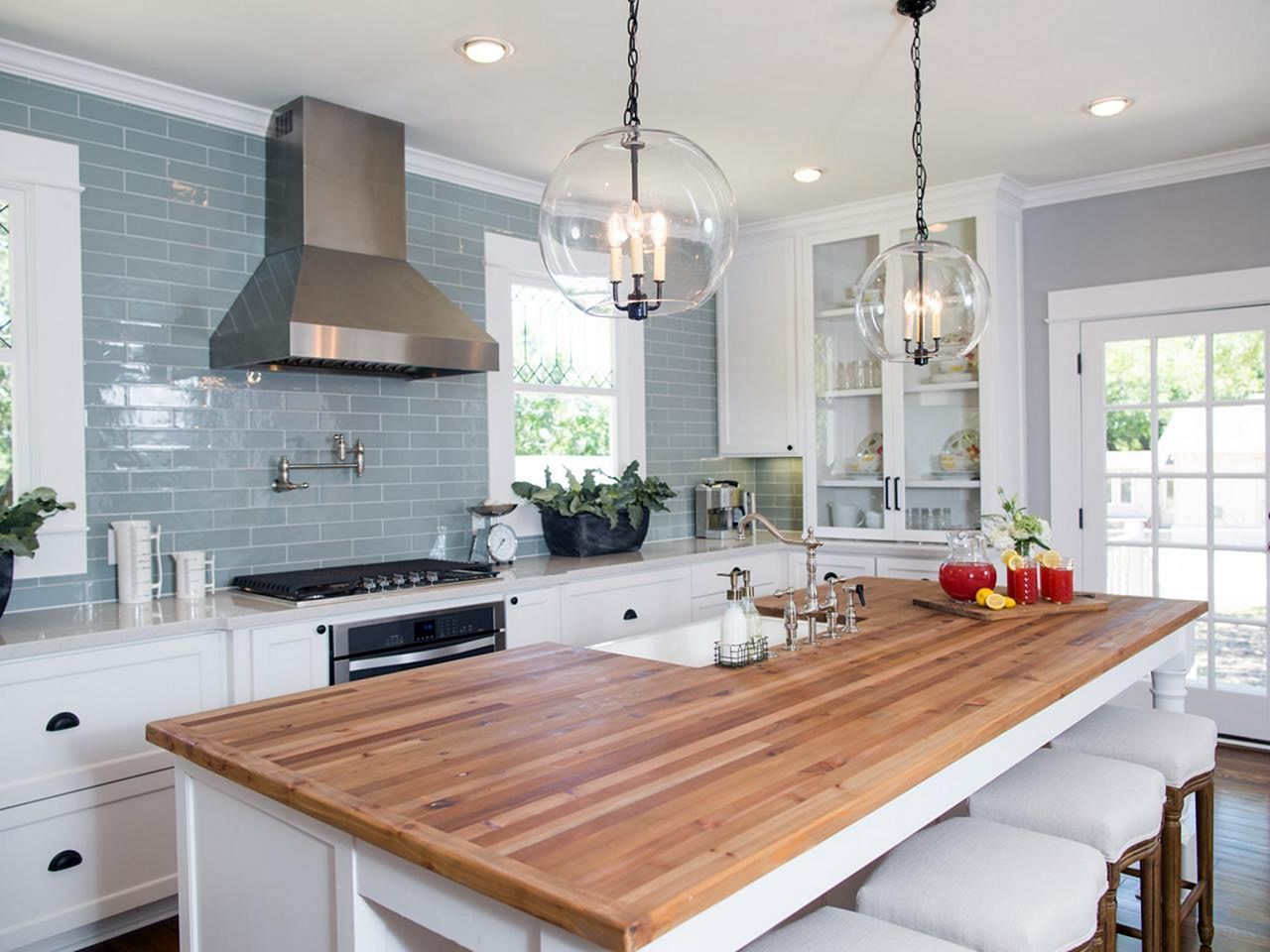 26 Captivating Butcher Block Island Ideas You Should Know