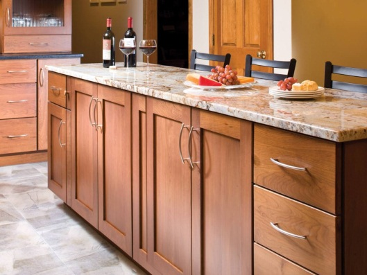 Do-It-Yourself Kitchen Cabinets