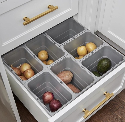 Kitchen Drawer Organizer Ideas