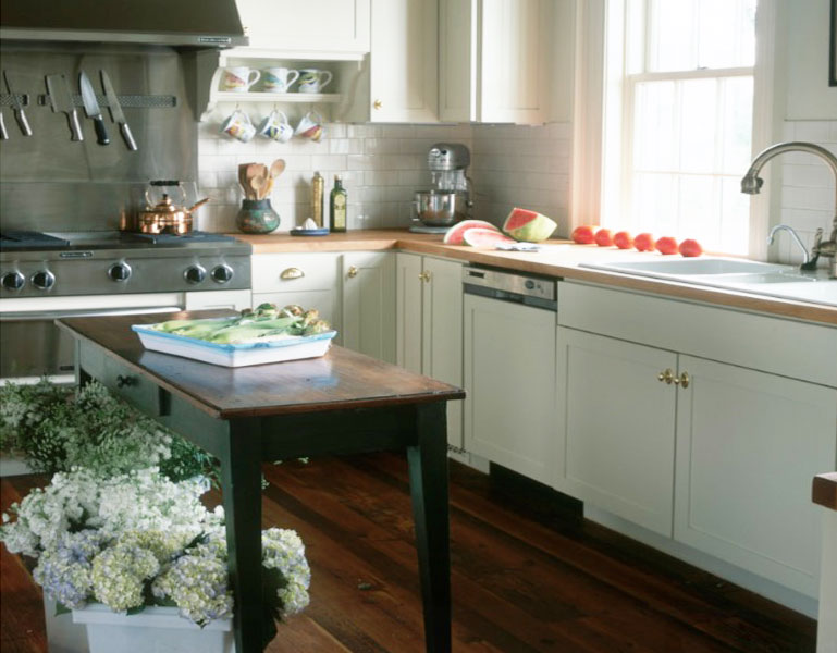 29 Portable Kitchen Island Ideas For Flexible Food Prepping
