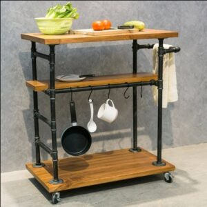 25 Outstanding Rolling Kitchen Island to Consider