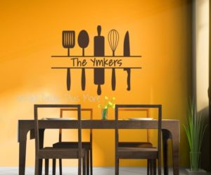 17 Tasty Orange Kitchen Wall Décor Ideas You Need to See