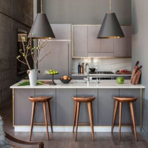 35 Sophisticated Gray Kitchen Ideas to Inspire You
