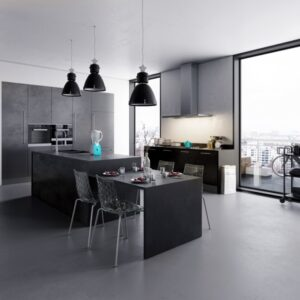 36 Black Kitchen Ideas That Lure You to Steal the Look