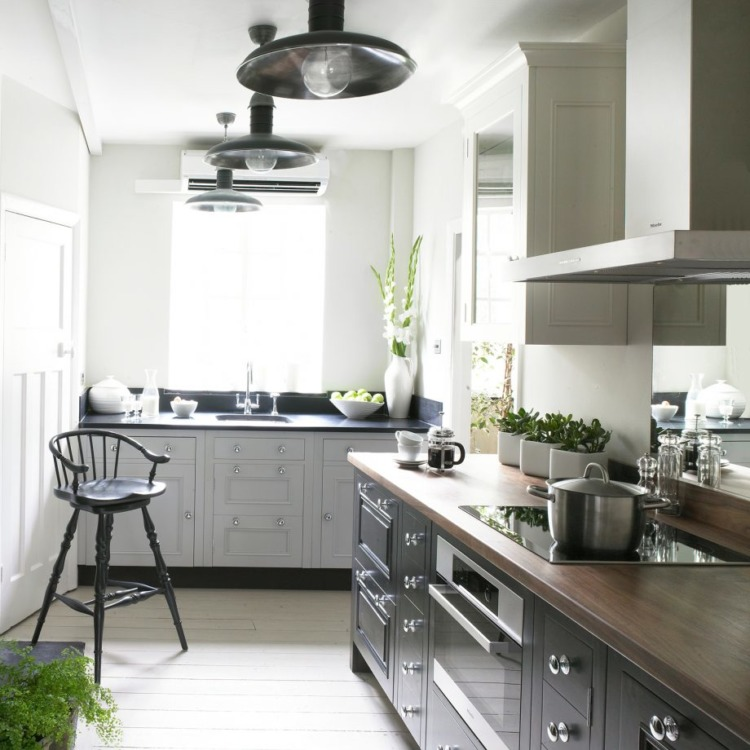 Gray Kitchen Ideas