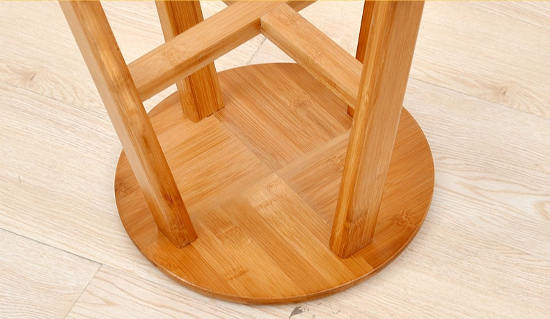 Natural Wooden Chairs for Dinning Room