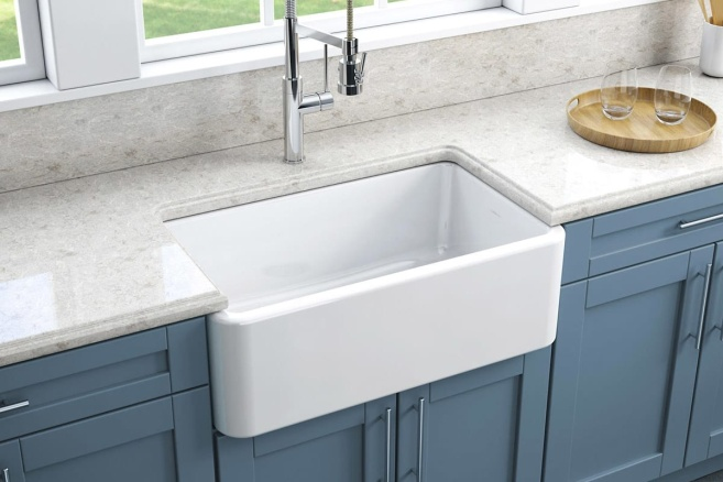 Fireclay Sinks: Everything You Need to Know | QualityBath.com Discover