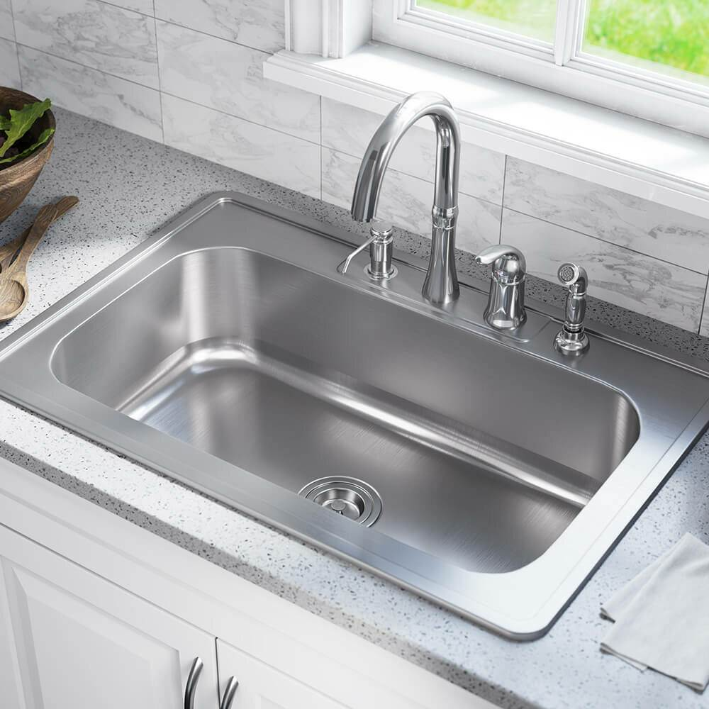 How Much Kitchen Sink Installation Cost You In General