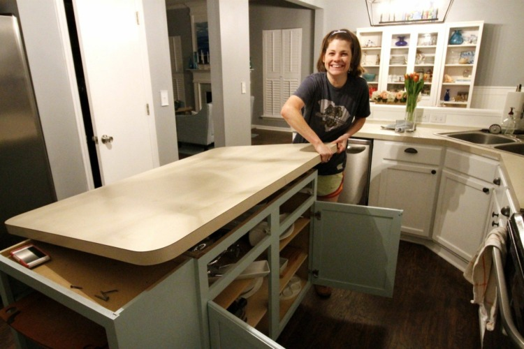 Replace Countertop without Replacing Cabinets